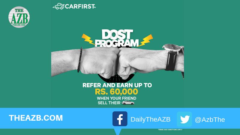 CartFirst's Dost Program