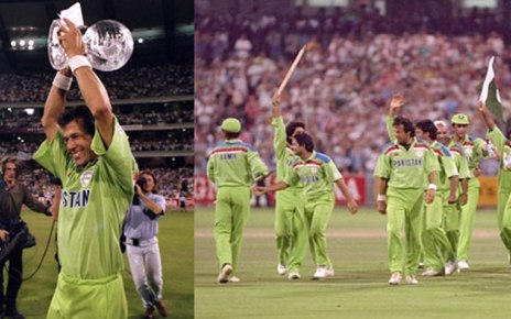 1992 cricket world cup