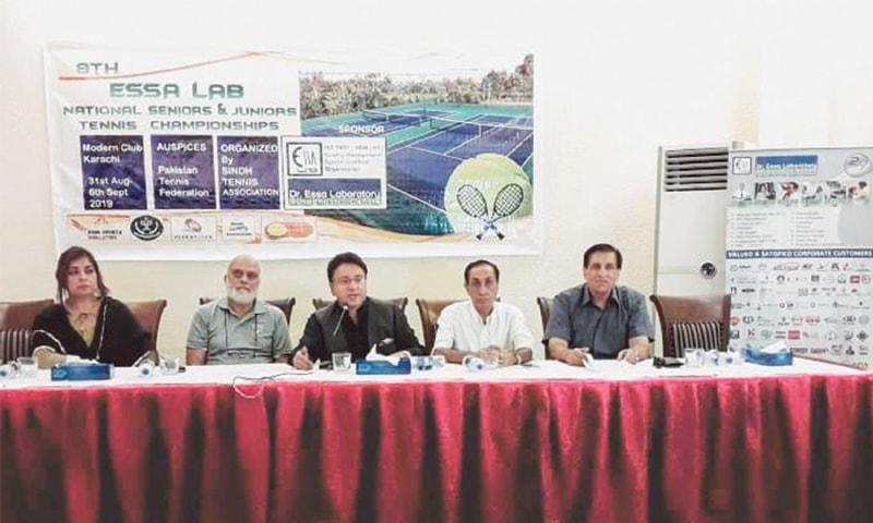 8th Essa Lab National Seniors & Juniors Tennis