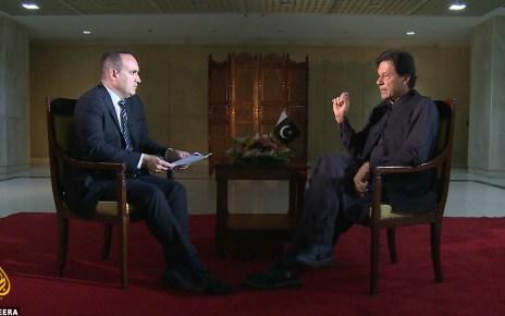 Imran Khan ALjazeera