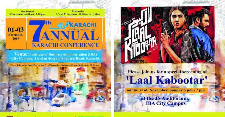 Annual International Karachi Conference