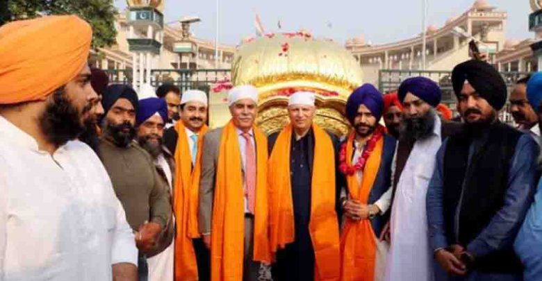 Sikh Yatrees