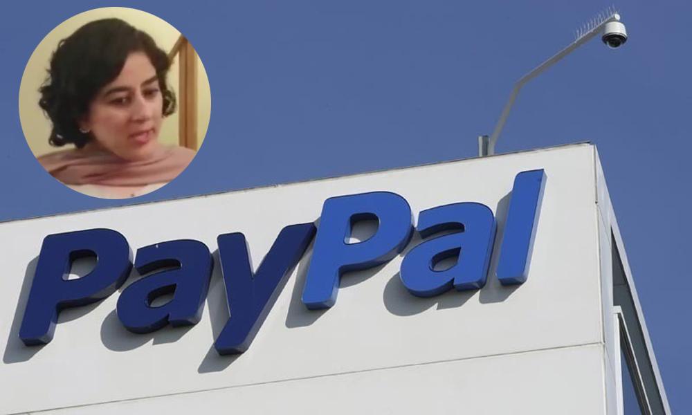 Tania Aidrus PayPal