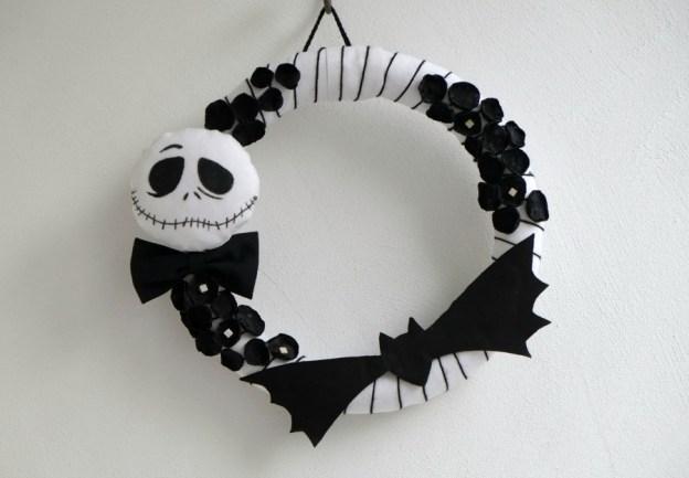 Венок для Halloween