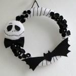 Мастер-класс: Венок на Хэллоуин
