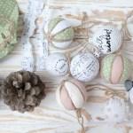 Ваш идеальный праздник: Елочные украшения своими руками [2]