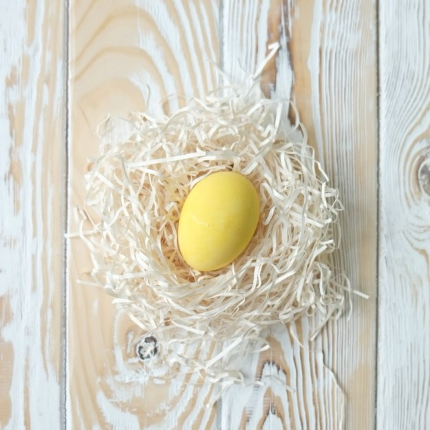 egg-yellow-dye