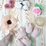 Цветы своими руками — 5 крутых идей [2]