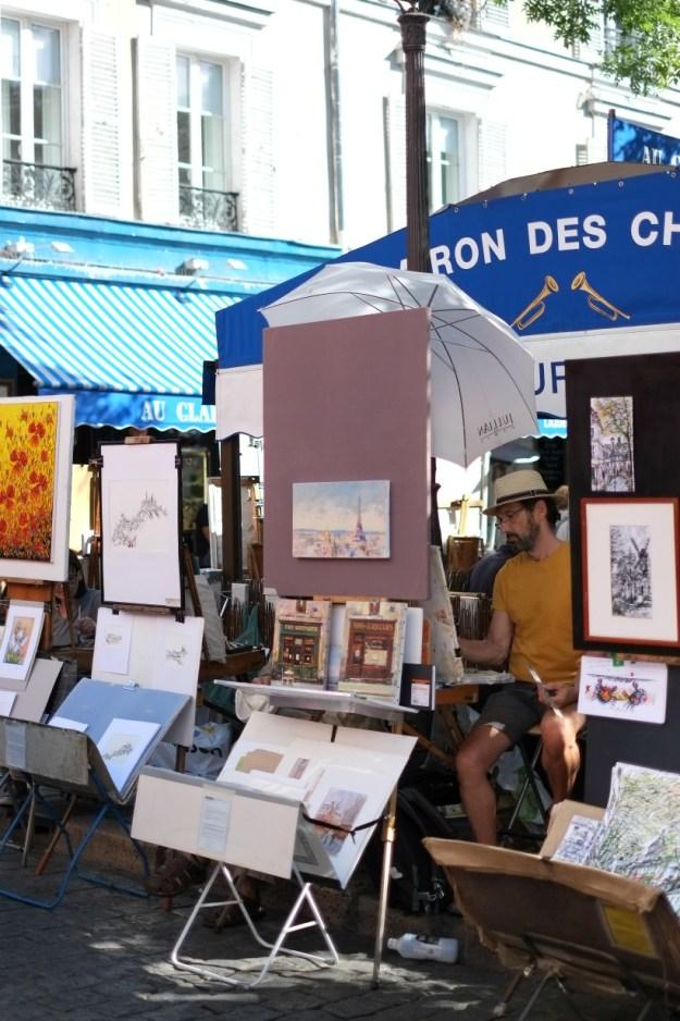 paris-artist