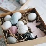 10 способов красиво подарить пасхальные яйца
