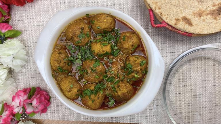 How To Make Kofta Curry Recipe| Meatball Curry Recipe | Lamb Kofta Curry | Mutton Kofta Recipe | Easy Lamb Curry Recipe | How To Make Mutton Curry | How To Make Mutton Masala | Lamb Masala Recipe | Kofta Ka Salan |