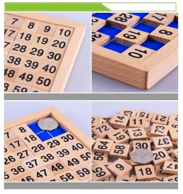 Number Board