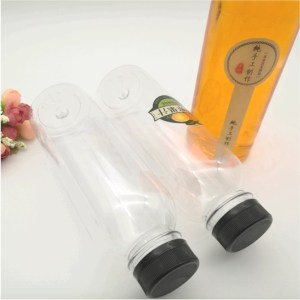 Water Bottle Plastic PET-500ml