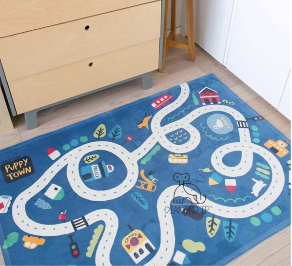 Road Mat Carpet Children
