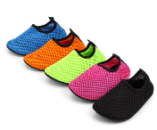 Breathable Mesh - Kids Swim Shoe