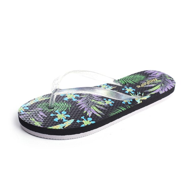 Casual Beach Slippers - Women - 200