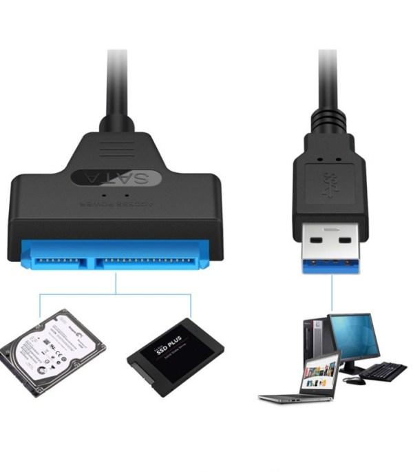 USB to SATA Adapter
