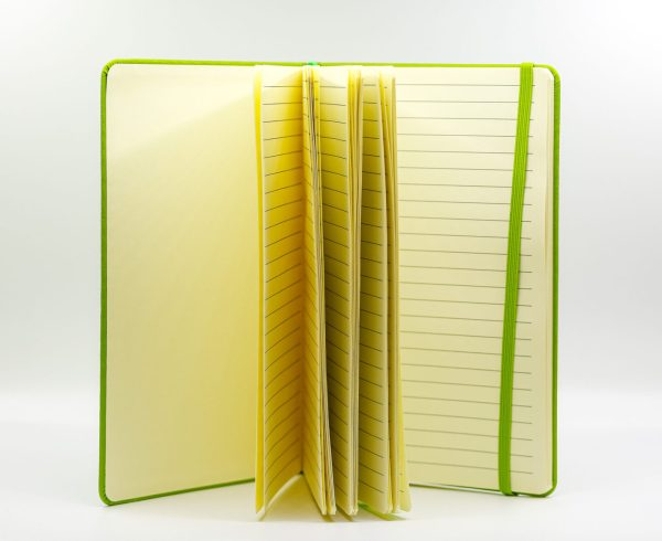 PU Notebook A5 80 Pages