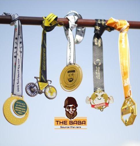 Branded Medals