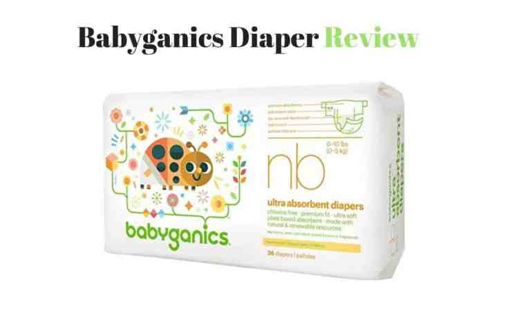 Babyganics Diaper Reviews