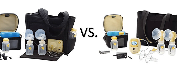 93fe42b259765 Medela Freestyle vs Pump in Style Comparison  2019 Edition  - The ...