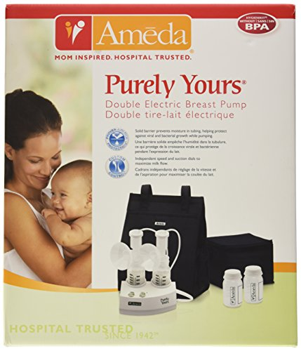 Ameda Purely Yours Vs Medela Pump In Style Which Is Best For 2019