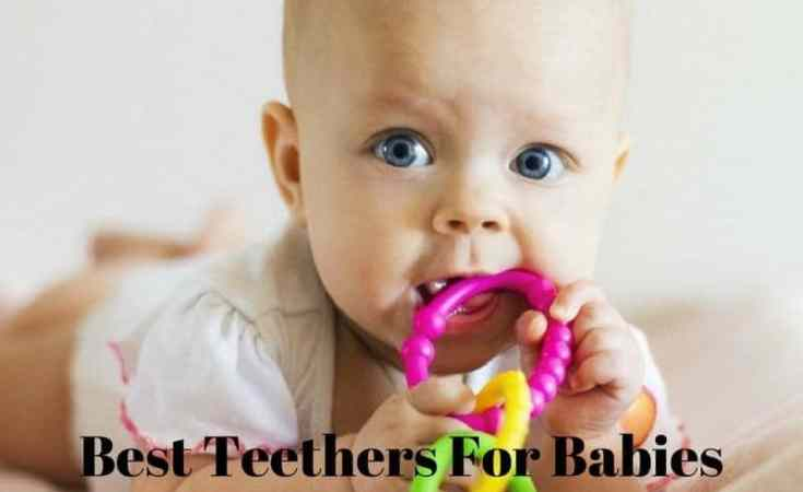 Best Teethers for Babies