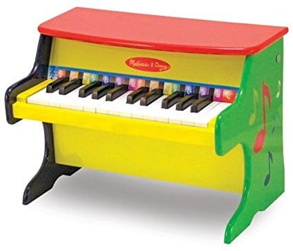 melissa & doug learn how to play piano