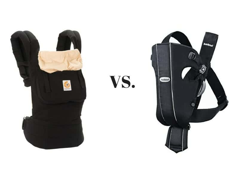 One Is Better Ergobaby Vs Baby Bjorn Comparison Updated For 2019