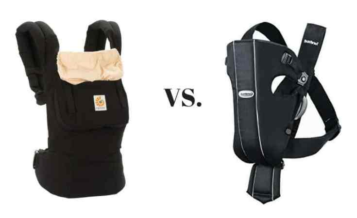 fe8eada085c One IS Better  Ergobaby vs Baby Bjorn Comparison  Updated for 2019 ...