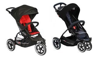phil&teds Explorer and Hammerhead Stroller