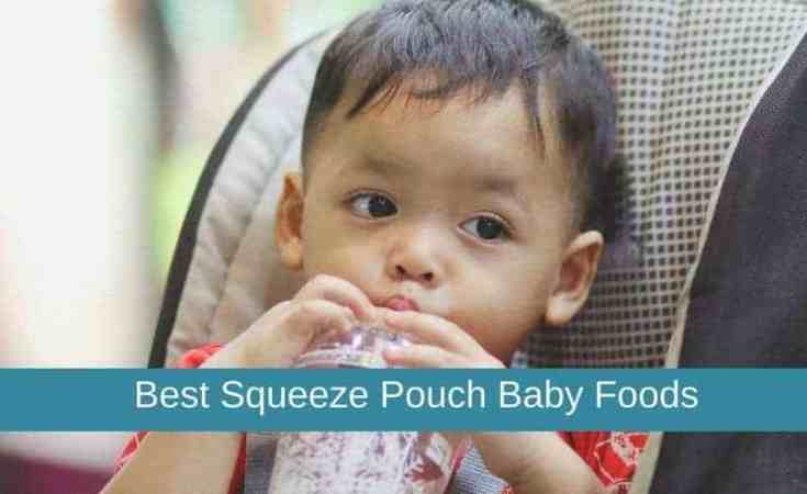 best squeeze pouch baby foods