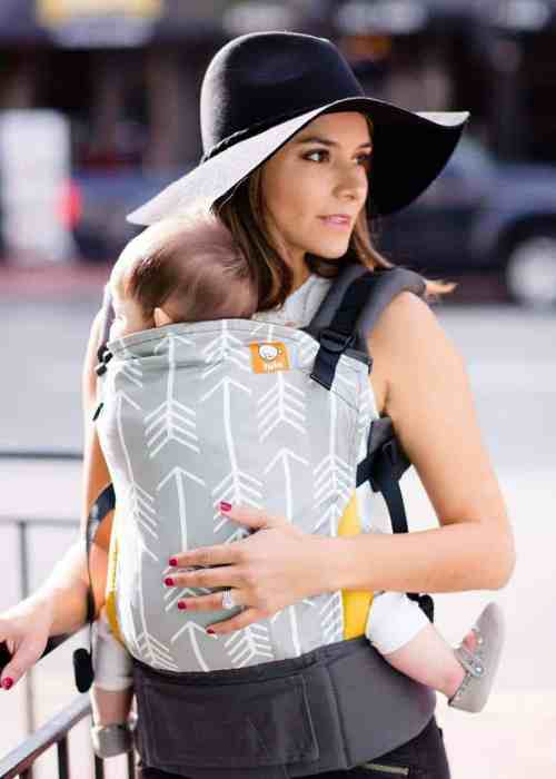 baby tula carrier