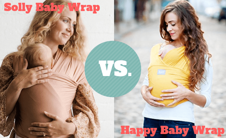 Solly Baby Vs Happy Baby Wrap Which Should You Opt For The Baby Swag