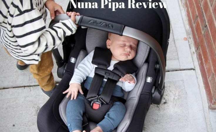Nuna Pipa Review