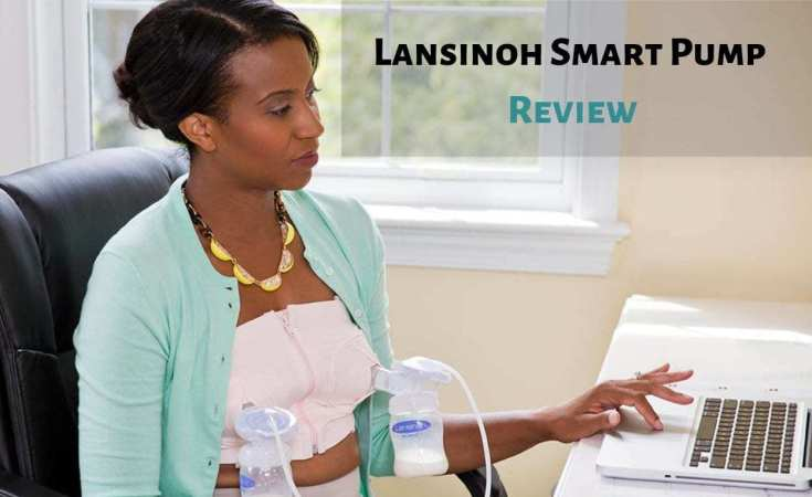 Lansinoh Smart Pump