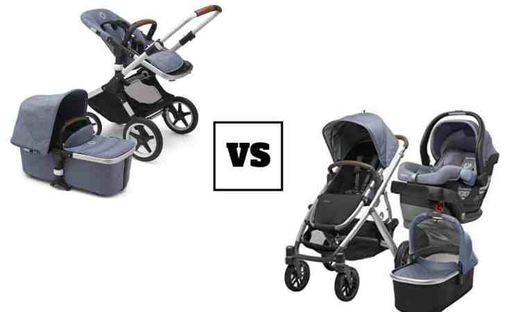 Bugaboo Fox vs UPPAbaby Vista