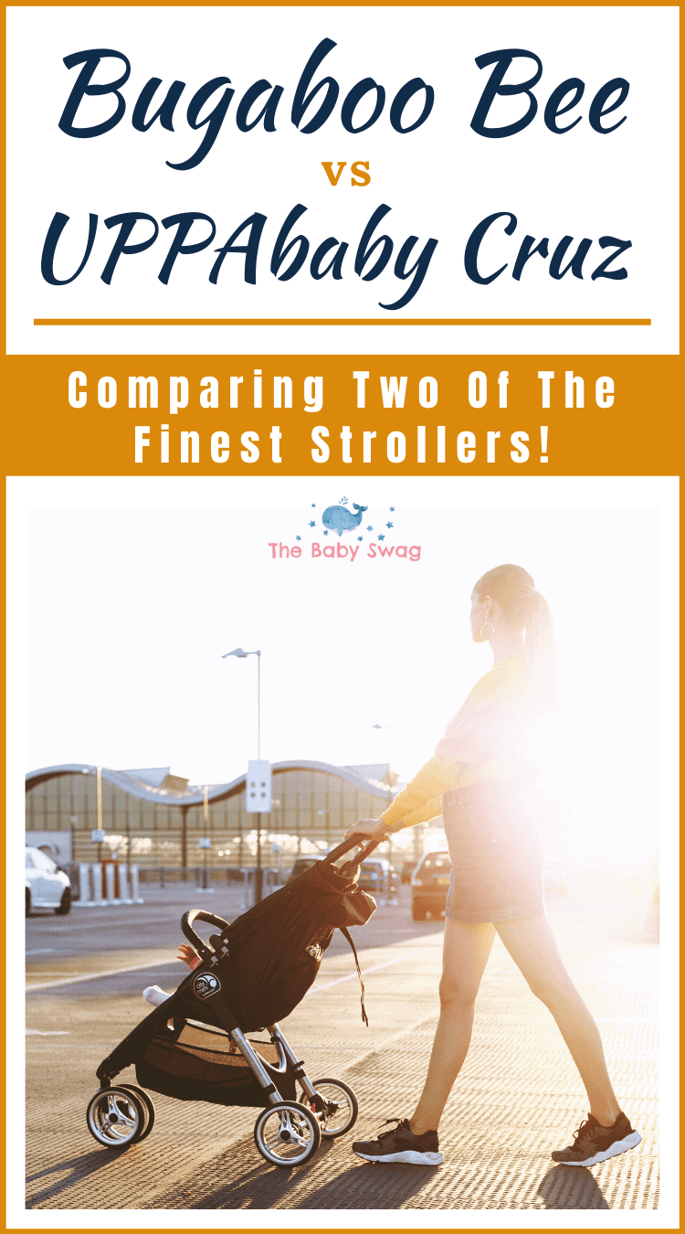 Bugaboo Bee Vs UPPAbaby Cruz – Comparing Two of the Finest Strollers!