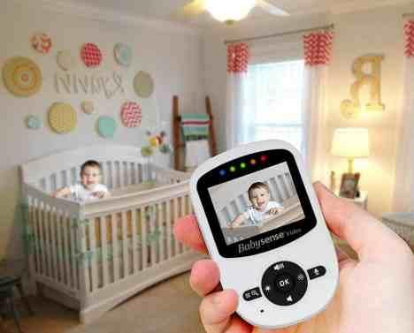 Babysense Video Baby Monitor 1