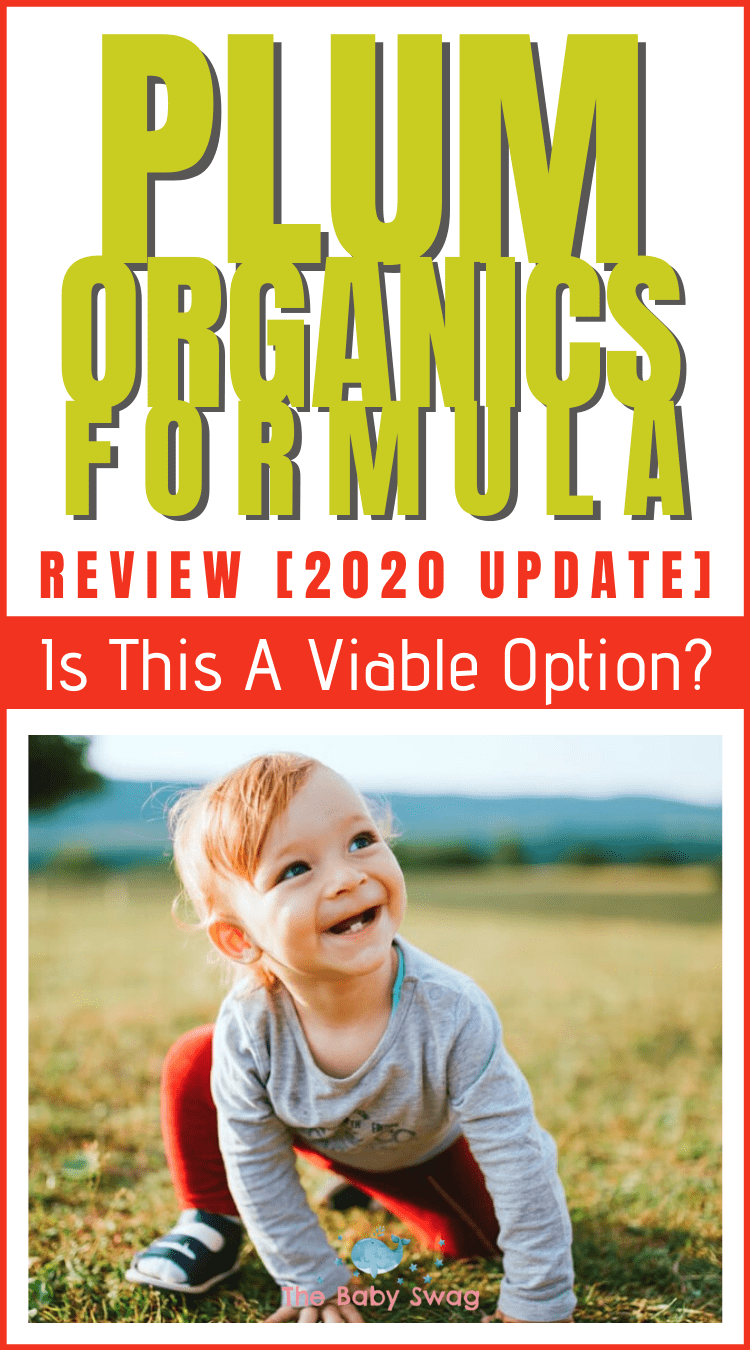 Plum Organics Formula Review (2020 UPDATE): Is This A Viable Option?