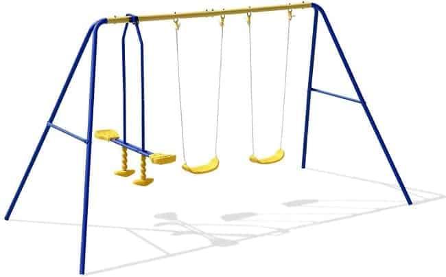 Outdoor Swing Set