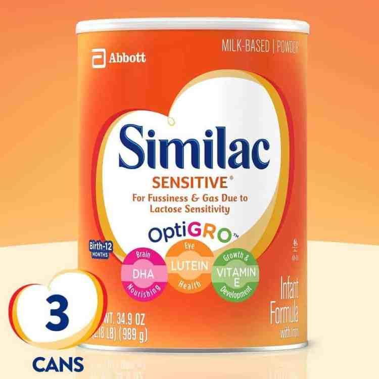Similac Sensitive