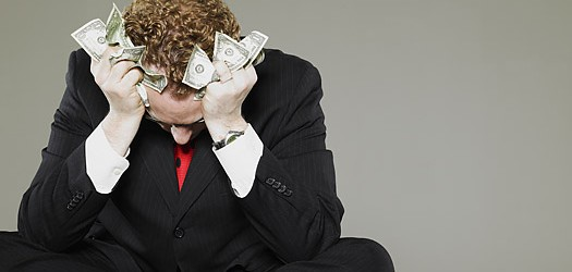 Image result for unhappy rich person