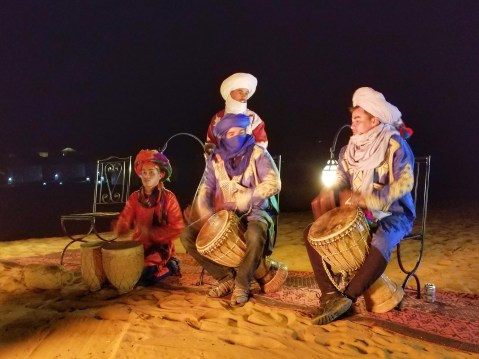 A Guide To A Luxury Tour of the Sahara Desert