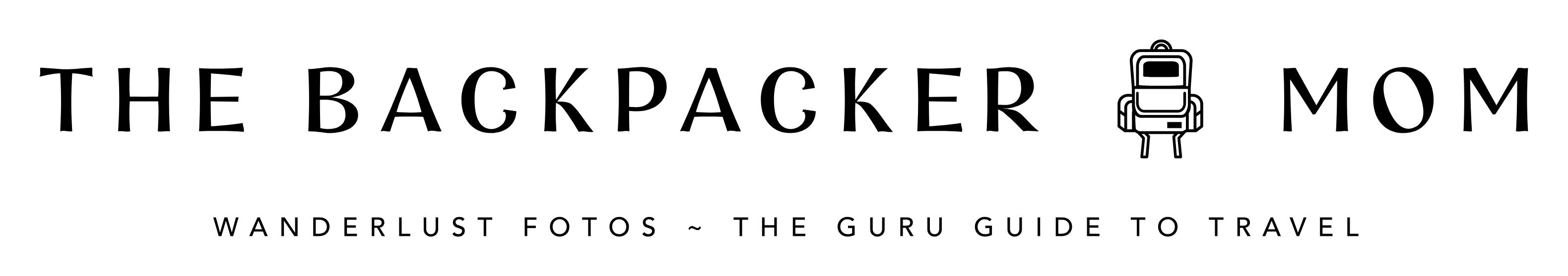 The Backpacker Mom