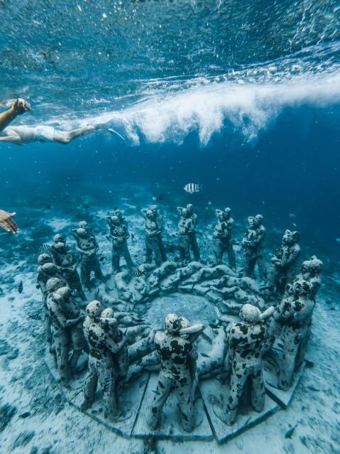 Dive the Padang! Top Things To Do in Bali