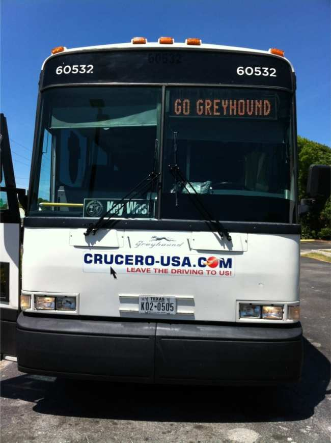 Road Trip from Miami to Key West – by Greyhound Bus! | The