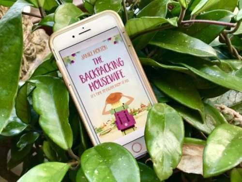 Talking Location With Janice Horton TripFiction The Backpacking Housewife