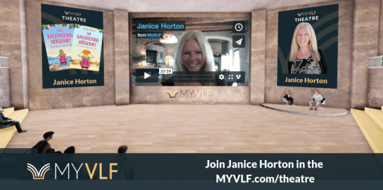 MYVLF Interview with author Janice Horton