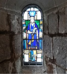 St Margaret window